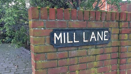 A man has been charged in connection to a double stabbing at a property in Mill Lane, Felixstowe Pic
