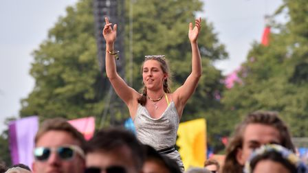Latitude along with Newmarket Nights and Forest Live makes the summer come alive. Picture: Jamie Ho