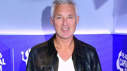 Martin Kemp will be playing at Colchester's Charter Hall in April Photo: Ian West/PA Wire