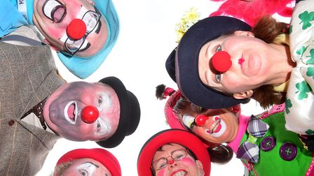 This year's World Clown Association Convention in Lowestoft includes a talk by legendary comedian Fr