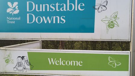Dunstable Downs, home to the Dunstable Downs parkrun in South Bedfordshire. Picture: CARL MARSTON