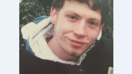 Jamie Finlay, 28, of Green Road in Woolpit, died following a two-vehicle crash in Ixworth. Picture: