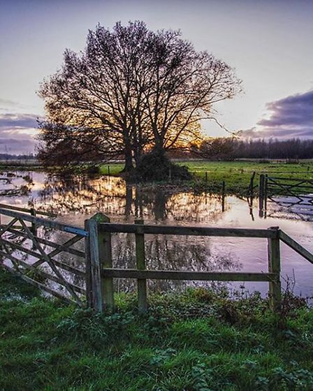 """The pictures showcased the """"beauty and variety"""" of east Suffolk, including this effort from Chris Le"""