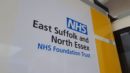 ESNEFT boss Nick Hulme has urged patients to only use A&E if necessary Picture: RACHEL EDGE