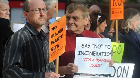 The planned incinerator in Rivenhall has caused widespread disagreement over the last decade Pictur
