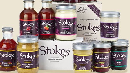 The Food Lovers Bundleby Stokes Sauces