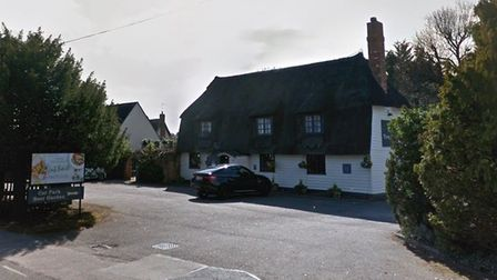 The Yew Tree in Great Horkesley has a position open for an Apprentice Chef Picture: GOOGLE MAPS