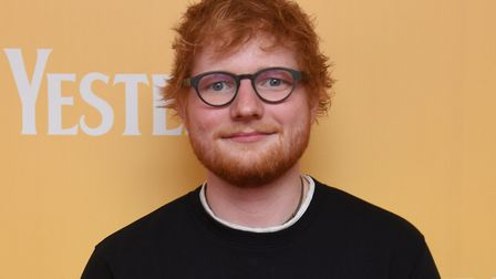 Ed Sheeran talked about his lifestyle in the Behind the Medal podcast. Picture: DENISE BRADLEY