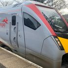 A faulty speedometer on one of Greater Anglia's new trains caused one of several cancellations this