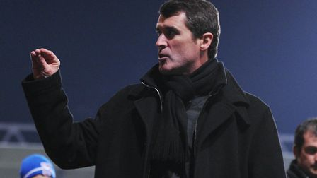 Roy Keane was sacked in January 2011. Photo: Archant