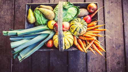 Vegetables are vital when you go vegan - but you can try other plant-based foods too. Picture: GETTY