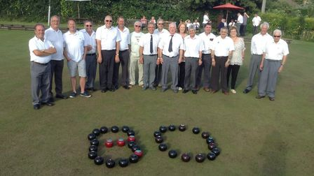 The Earl Stonham Bowls Club celebrated its 80th birthday in 2014 but sadly closed in the summer of 2