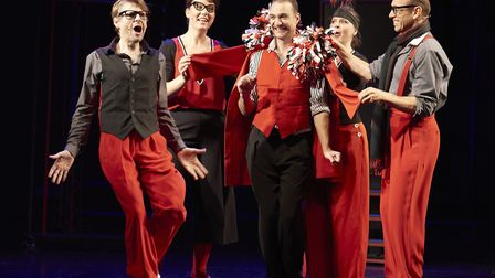 Showstopper! The Improvised Musical is coming to Theatre Royal Bury St Edmunds and Lowestoft Marina