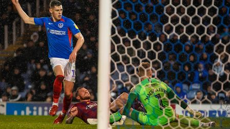 James Norwood goes close for a second time.Picture: Steve Waller www.stephenwaller.com