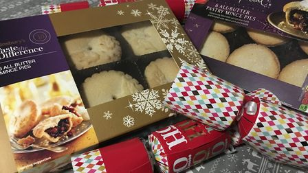 Supermarket Christmas goodies. When will the shops be open over the holiday period? Picture: ARCHANT