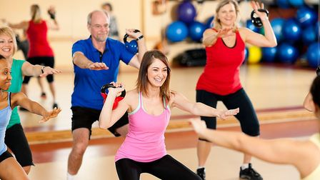Glow-Fit offers the full package when it comes to getting fit, including a nutritional plan to follo