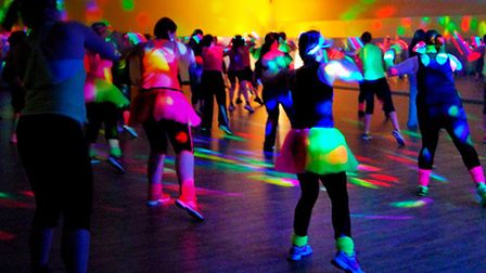 Dance the pounds away and have fun at the same time with a clubbercise class. Picture: COURTESY OF S