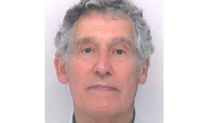 Brian Nunn, 82, went missing from his home in Leiston, Suffolk, on Friday July 19, 2019 Picture: SUF
