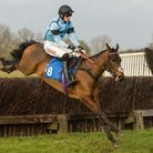 Fumet D�Oudairies and Jack Andrews winning partnership in the Restricted race. Photo: GRAHAM BISHOP