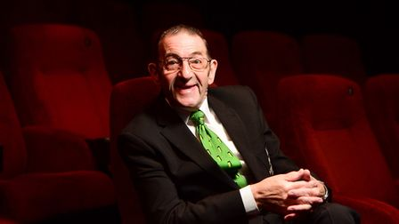 Former Abbeygate Cinema manager Pat Church has been nominated for a BAFTA competition award. Pictur