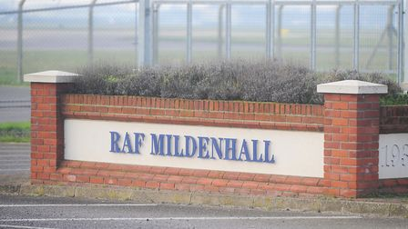 A US Air Force serviceman was caught drink-driving near RAF Mildenhall Picture: ARCHANT