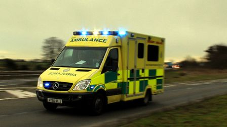 Paramedics were called to the flat by Neale Wood Picture: ARCHANT