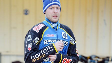 Witches new signing, Nicolai Klindt. Picture: Matthew Usher.