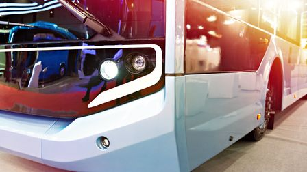 Suffolk County Council is investigating a pilot to bring electric buses to Bury. Picture: GETTY IMAG