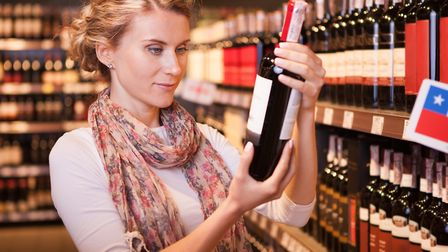 If you want to buy wine for New Year celebrations, when is your local supermarket open? Picture: Get