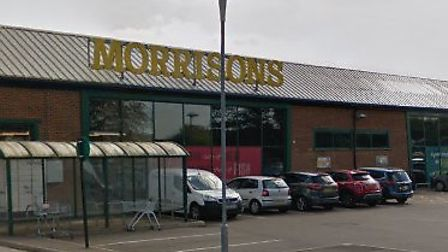 Robert Sage avoided prison following the assault at Morrisons in Hadleigh Picture: GOOGLE MAPS