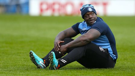 Adebayo Akinfenwa started for Wycombe on Sunday, so will he start again four days later against Ipsw