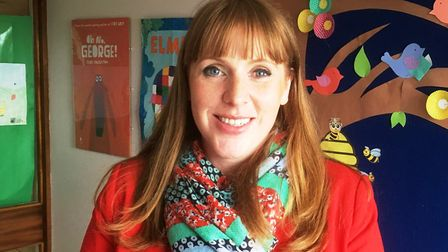 Shadow Education Secretary Angela Rayner has supporters among local Labour members. Picture: PAUL GE