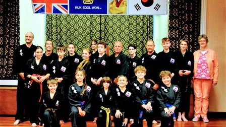 Woodbridge Kuk Sool Won is just one of many local groups who will benefit from the new community and
