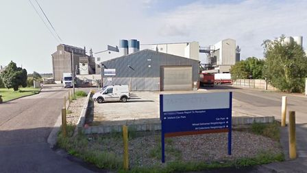 The Heygates flour mill at Icklingham in Suffolk Picture: GOOGLE