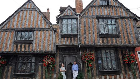 De Vere house in Lavenham is up for sale and is now available for people to stay at with Airbnb. Som