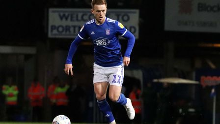 Jon Nolan thinks that Ipswich Town should finish in the top two of League One and go up automaticall