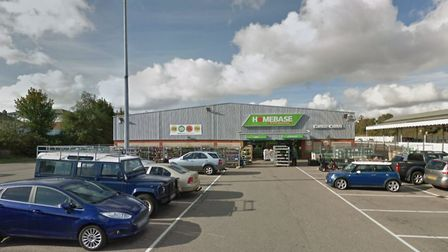Felixstowe Homebase will be staying closed on Boxing Day Picture: GOOGLE MAPS