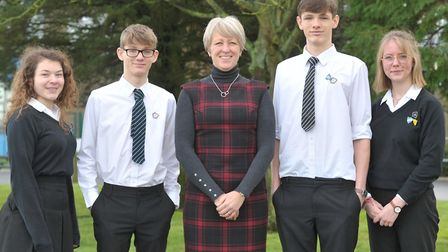 Debenham High School has been ranked as the 11th best state secondary school in the country by the S