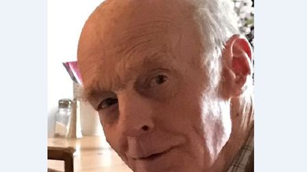 Suffolk police are appealing for information about missing Halesworth man David Orme Picture: SUFFO
