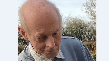 David was last seen at his home in Halesworth on Thursday evening, December 19 Picture: SUFFOLK POL