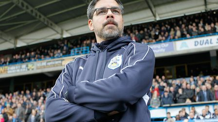 Huddersfield Town manager David Wagner. Photo: PA