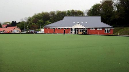 A community group from Coddenham has taken over the new sports centre. Picture: JAMIE NIBLOCK