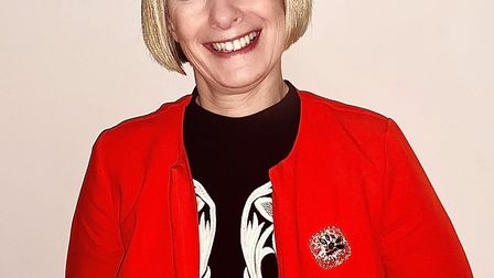 Carolyn Butlin lives in Essex will be made an MBE for services to Probation and Community Safety. Pi