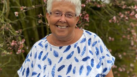 Christine delivett has been recognised for her outstanding work supporting those with mental health