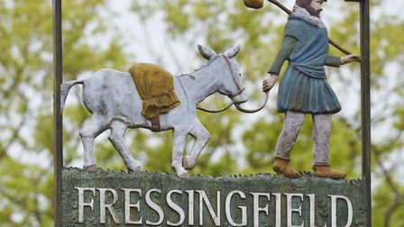 Fressingfield group SAFE are delighted the council echoes their sentiments Picture: SARAH LUCY BROW