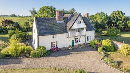 Ye Olde House, a four-bedroom house in Barnham, near Bury St Edmunds, is on the market for £675,000