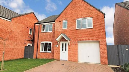 This five-bedroom home in Cory Drive, Oulton Broad, is on the market for £325,000 Picture: ALDREDS
