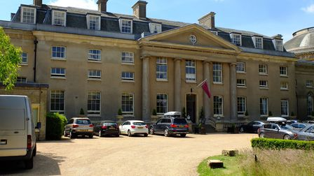 The Ickworth in Suffolk was named as one of the four best luxury family-friendly hotels in the UK P
