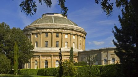 The hotel sits in the grounds of Ickworth House, owned by the National Trust Picture: NATIONAL TRUS