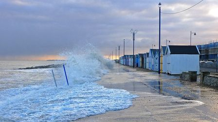 Extreme sea level events are expected to become more common in the future due to climate change Pict